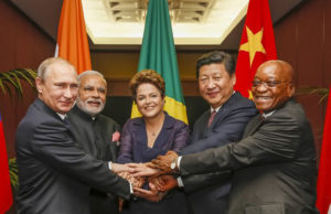 brics e mondo occidentale
