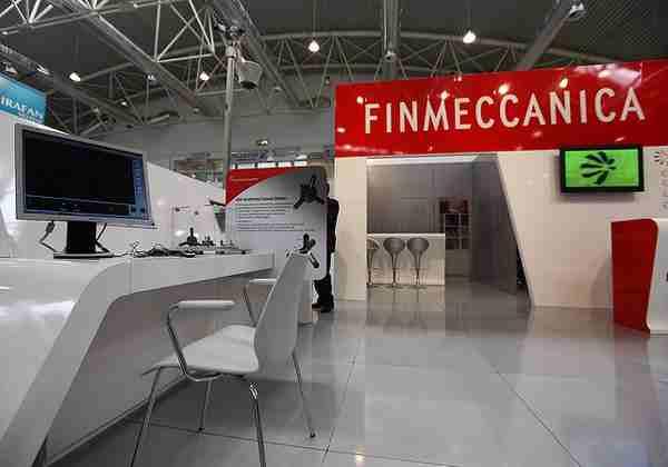 finmeccanica buy back