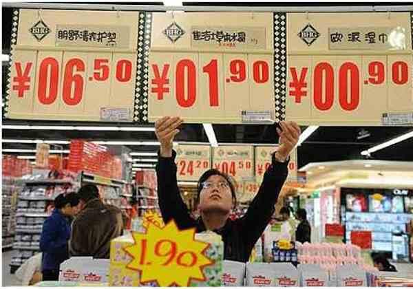 inflazione cina