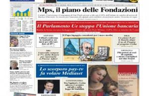 milano finanza Mps, il piano delle fondazioni
