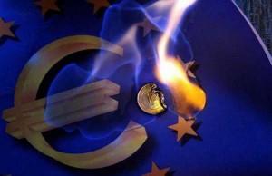 crisi euro deflazione