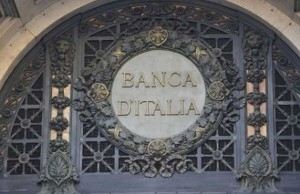 banca d'italia riorganizzazione