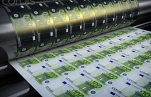 euro Quantitative Easing economia reale
