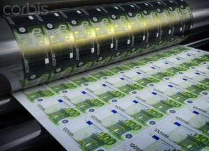 euro Quantitative Easing Bce