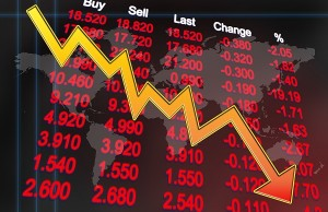 Chinese market woes trigger global sell-off in equities