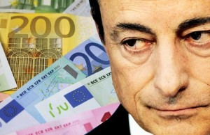mario draghi QE