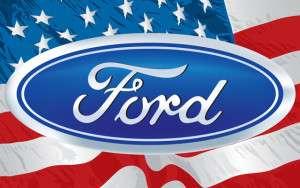 Ford U.S. sales