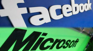 partnership facebook microsoft