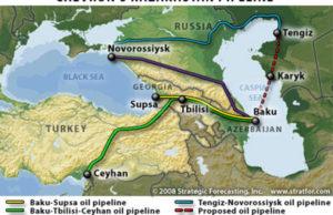 chevron kazakhstan oil