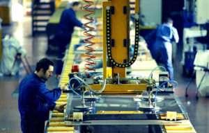 produzione industriale maggio 2016
