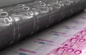 bce QE inflazione