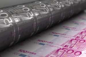 ECB QE raising inflation