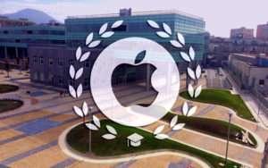 apple IOS developer academy naples