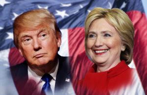 trump clinton US election