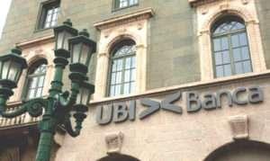 ubi banca fusione per incorporazione