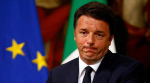 italy constitutional changes renzi to leave