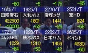 economia giappone Nikkei 225