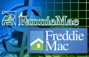Fannie Mae Freddie Mac US mortgage markets