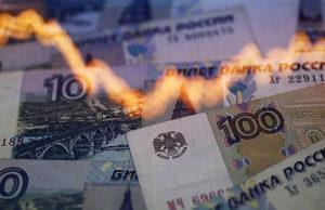rublo russia economia