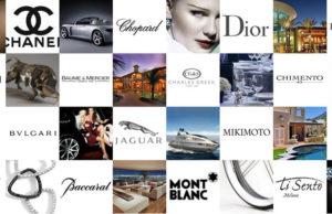 mercato del lusso luxury goods market