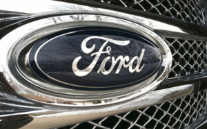 ford motor sales