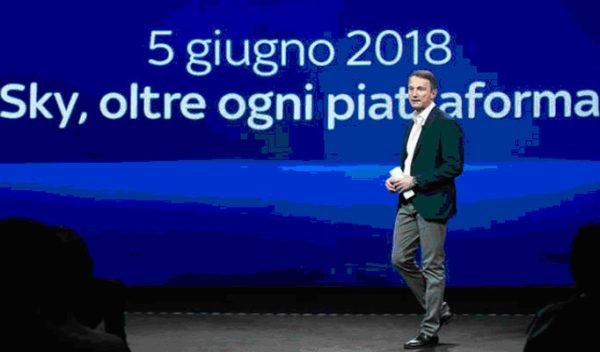 Sky Dazn calcio italiano diritti TV