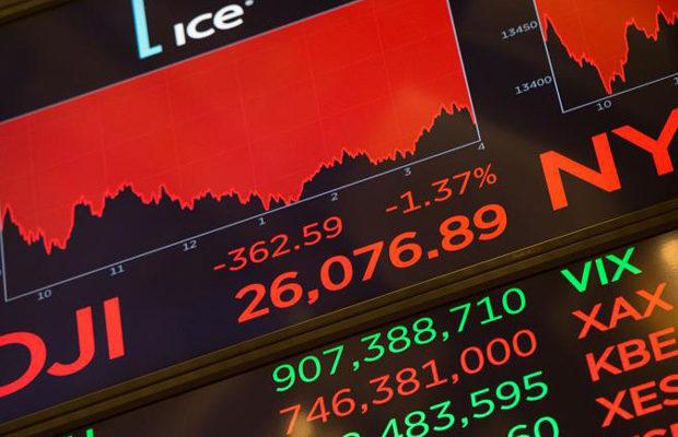 correzione mercati finanziari