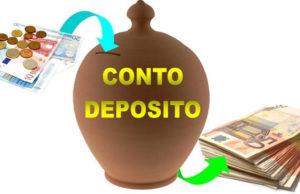conto deposito investimento